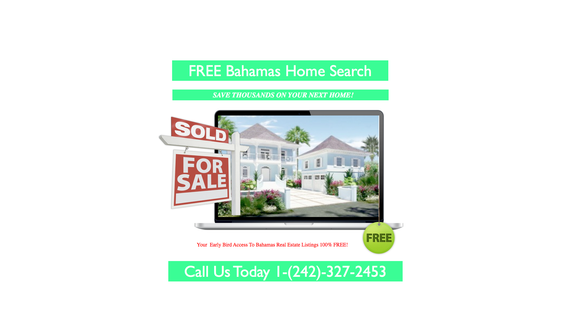 Free bahamas home search foreclosure listing for Free home search