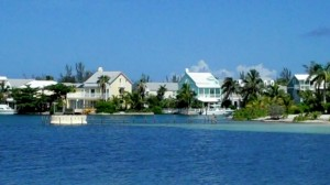 Bahamas Real Estate - Sandyport development