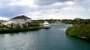 Old Fort Bay Canal View