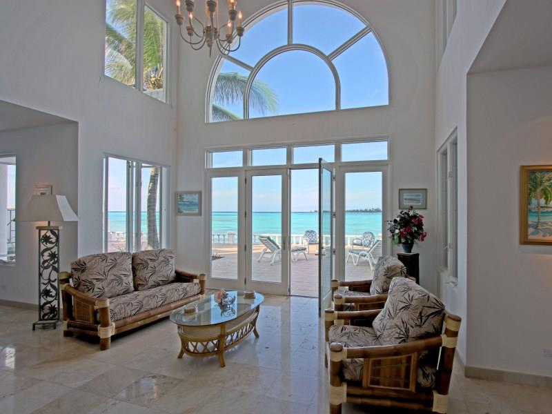 Bahamas beachfront property for sale for Luxury beachfront property for sale